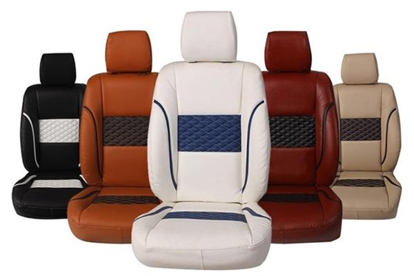 رنگ¬بندی فراوان روکش صندلی، هر سلیقه ای را راضی خواهد کرد
